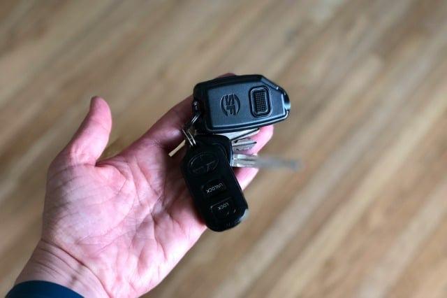 Surefire Sidekick Keychain Flashlight
