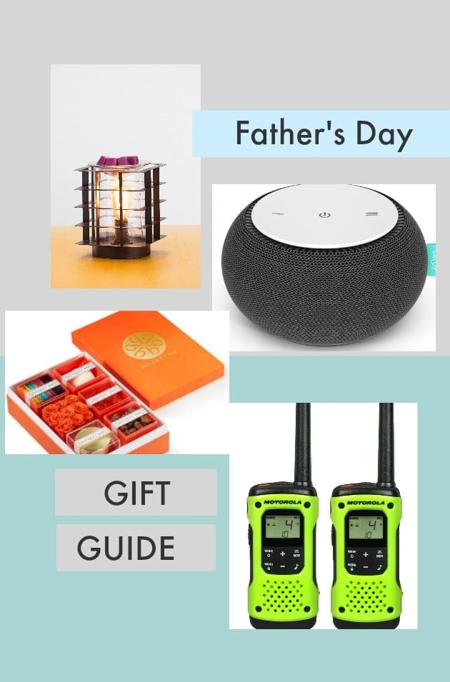 Shopping For Dad Is Easy With This Father's Day Gift Guide! pin