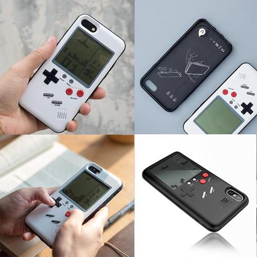 retro video game phone case