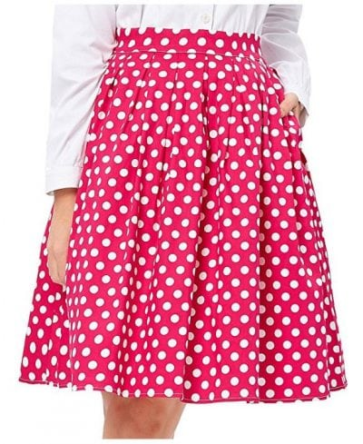 Amazon  CUTE Vintage-Style Women s Skirts and Dresses On Sale Today ... c08b5707cf4
