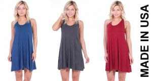 Cute Tank Dresses from $9.99 Shipped!