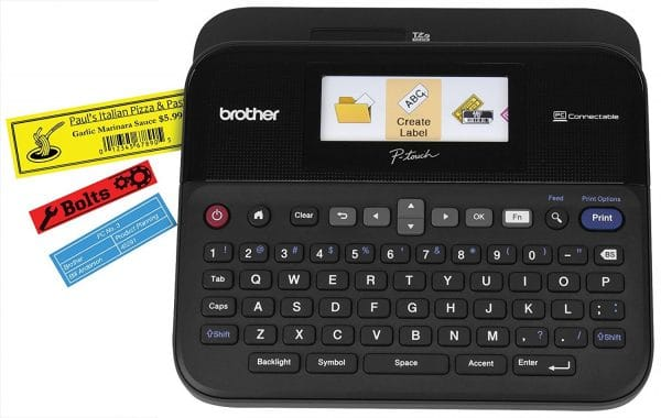 Brother P Touch Label Maker 4999 50 Off Thrifty Jinxy