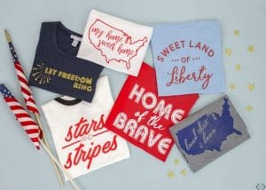 Patriotic Items As Low As $5 + Free Shipping!