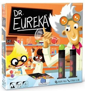 Dr. Eureka Speed Logic Game – $10.84 (Reg. $21.99)