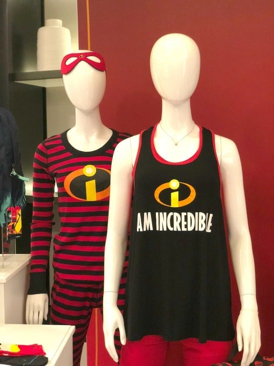 Incredibles 2 Clothing