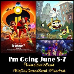 Incredibles 2 Event = An Incredible Way to Kick Off the Summer!