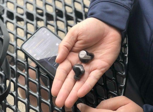 c1a903a9c40 BEST Wireless Earbuds? Jabra Elite 65t True Wireless - Thrifty Jinxy