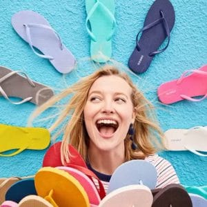 Old Navy: $1 Flip Flops on June 23rd