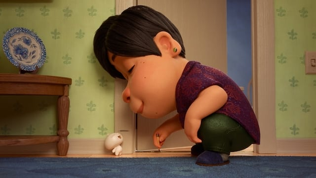 Pixar Bao Growth Chart