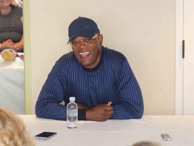 Samuel L Jackson Advice for Young Actors