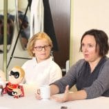 Incredibles 2 Sibling Rivalry: An Interview with Sarah Vowell (Violet) and Huck Milner (Dash)