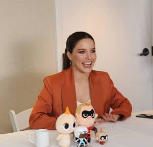 Sophia Bush Fills the VOYD in Incredibles 2 – An Interview