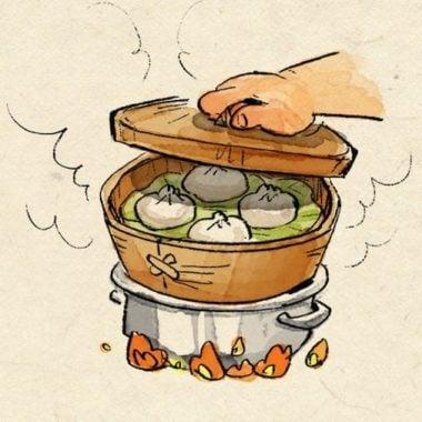 Steamed Bao Bun Recipe