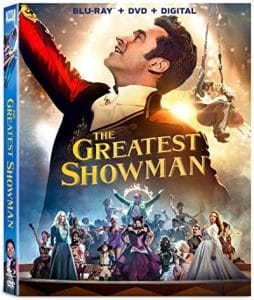 The Greatest Showman on Blu-ray – $11.99!