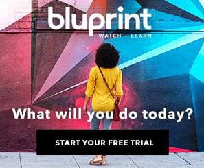 Get Access to Fitness, Decorating, Crafting and More Classes with a FREE 7-Day Trial of Bluprint