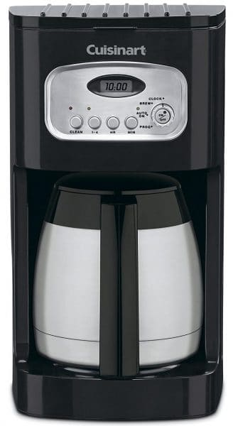 Cuisinart 10-Cup Thermal Programmable Coffeemaker – $49.99 (Reg. $165)