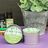 Handmade Essential Oils Muscle Rub