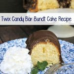 Twix Candy Bar Bundt Cake Recipe 3