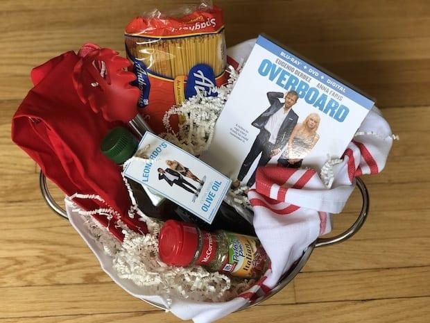 Overboard Movie Pasta Kit