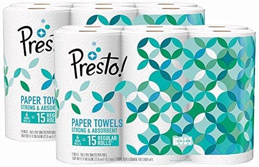 Presto Paper Towels