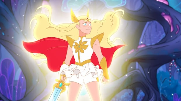 She-Ra and the Princesses of Power New DreamWorks Television Netflix