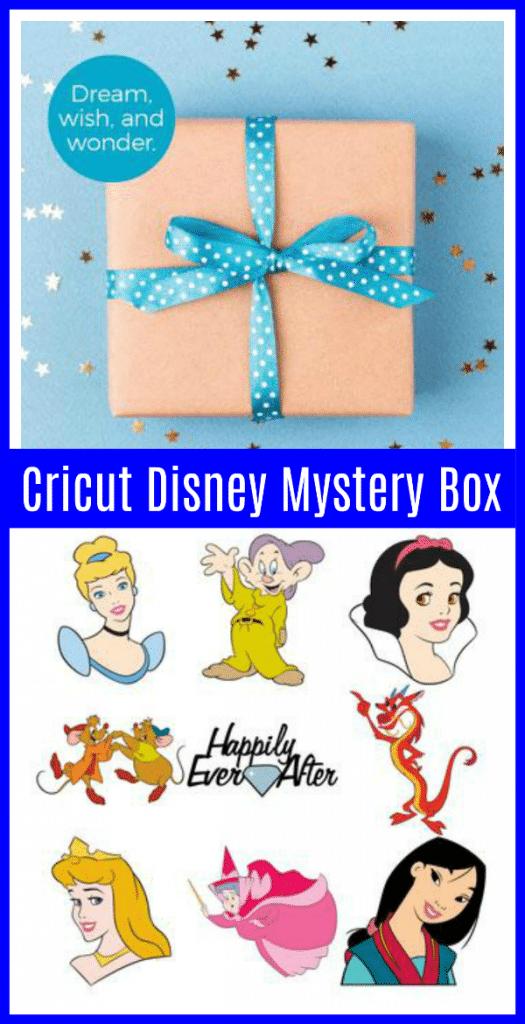 Cricut Disney Digital Mystery Box