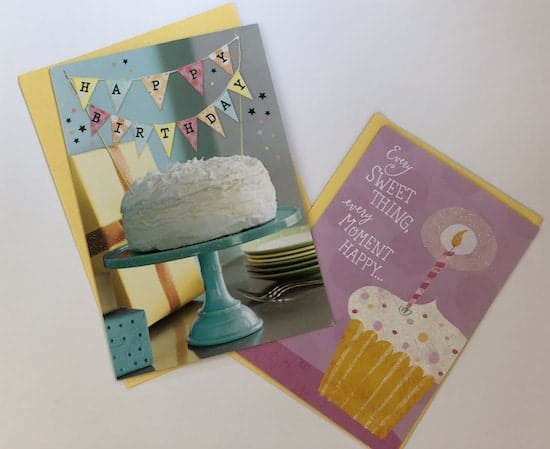 Dollar General Hallmark Birthday Cards