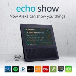 Amazon Echo Show – $129.99 ($100 Off!)