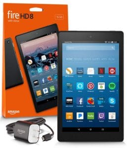 Fire HD 8 Tablet Only $59.99 Shipped! (Reg. $109.99)