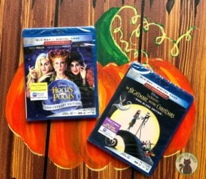 Halloween Movies Hocus Pocus Nightmare Before Christmas
