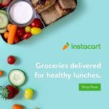 Combat the Back-to-School Crazy – Let Instacart Do Your Grocery Shopping for You!