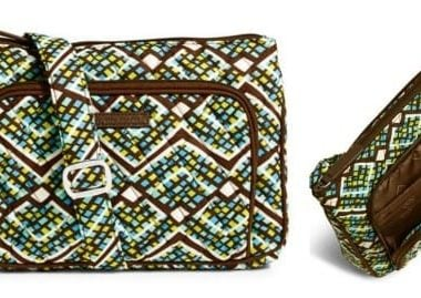 5c2625febb Vera Bradley Crossbody Bag 72% Off + Free Shipping – Other Clearance Deals