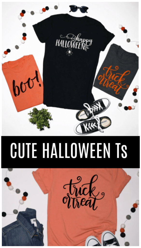 Super Cute Halloween Shirts