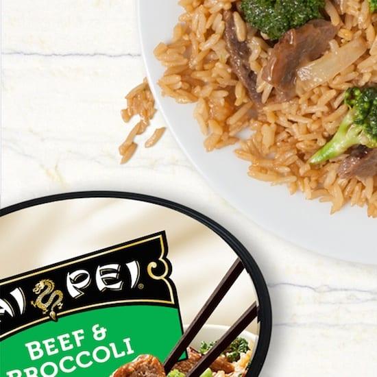 Tai Pei Beef and Broccoli