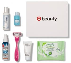 NEW Target Beauty Box – Just $7!