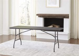 6-Foot Folding Table for $35 + FREE Shipping