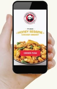 Panda Express: $3 Off Online Purchase of $5 or More