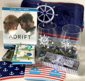 Plan an ADRIFT Movie Night + Reader Giveaway