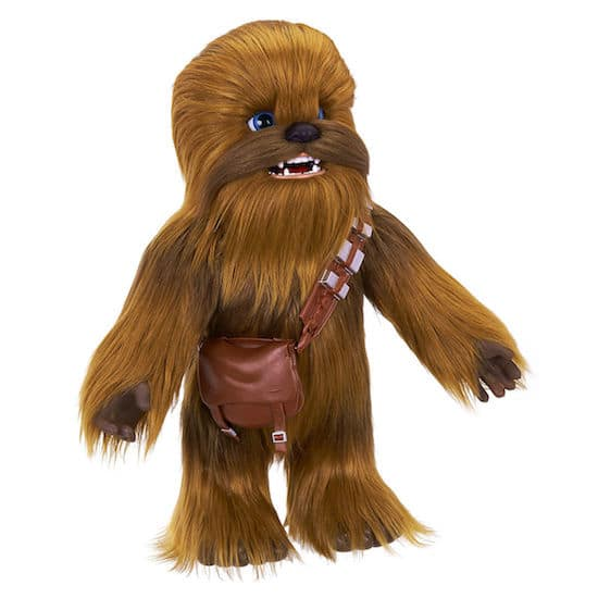 Chewie Furreal Friend Interactive Plush
