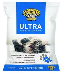 Get a FREE Bag of Dr. Elsey's Precious Cat Litter After Rebate