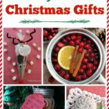 20+ Easy DIY Christmas Gifts