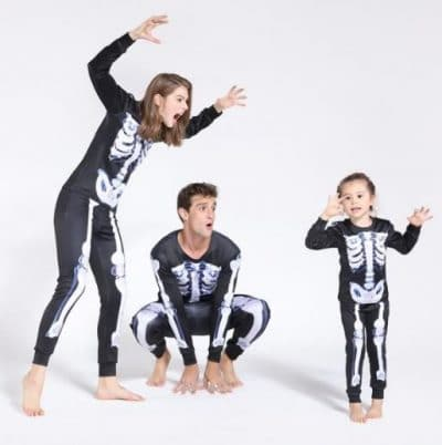 ecee9b1f14 Matching Family Halloween Pajamas - Thrifty Jinxy