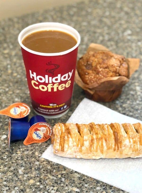 Holiday Coffee Bakery