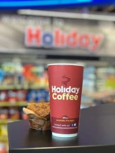 It's Time for Holiday FREE COFFEE TUESDAYS!