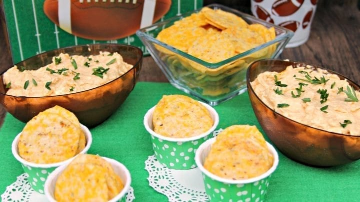 Sweet And Spicy Mustard Game Day HomeGate Dip Recipe