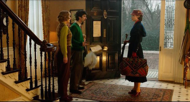 Mary Poppins Returns Banks Children