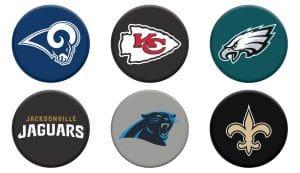 NFL PopSockets – Show Your Team Spirit!