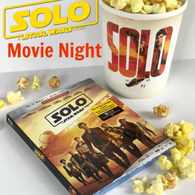 SOLO Movie Night