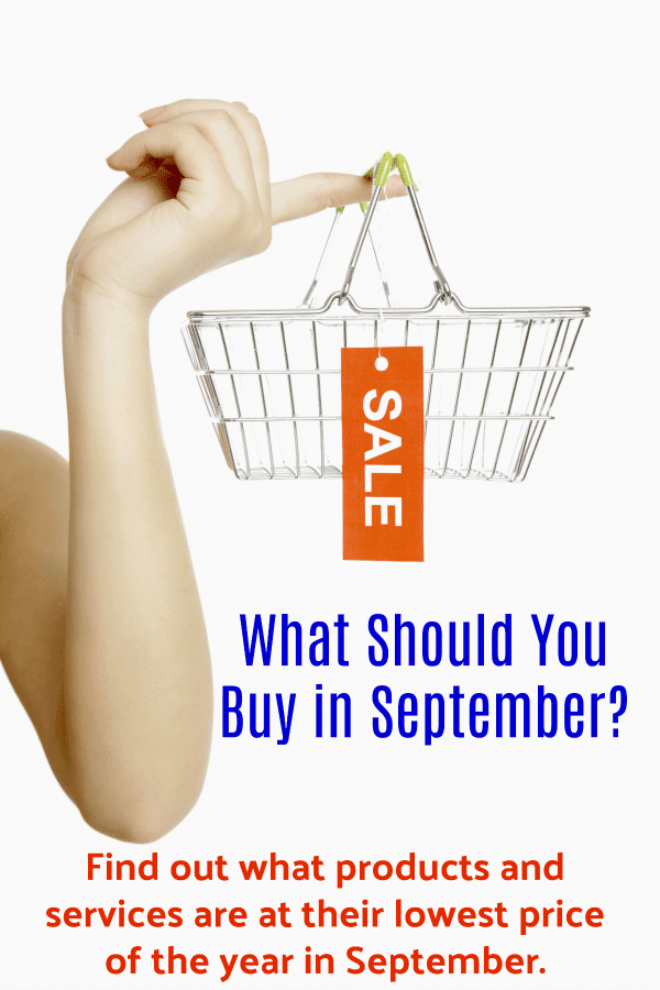 What Should You Buy in September