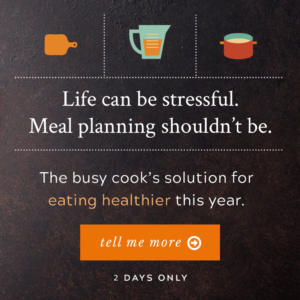 The Cure for Meal Planning Blues – Ultimate Healthy Meal Planning Bundle 2 DAYS ONLY!
